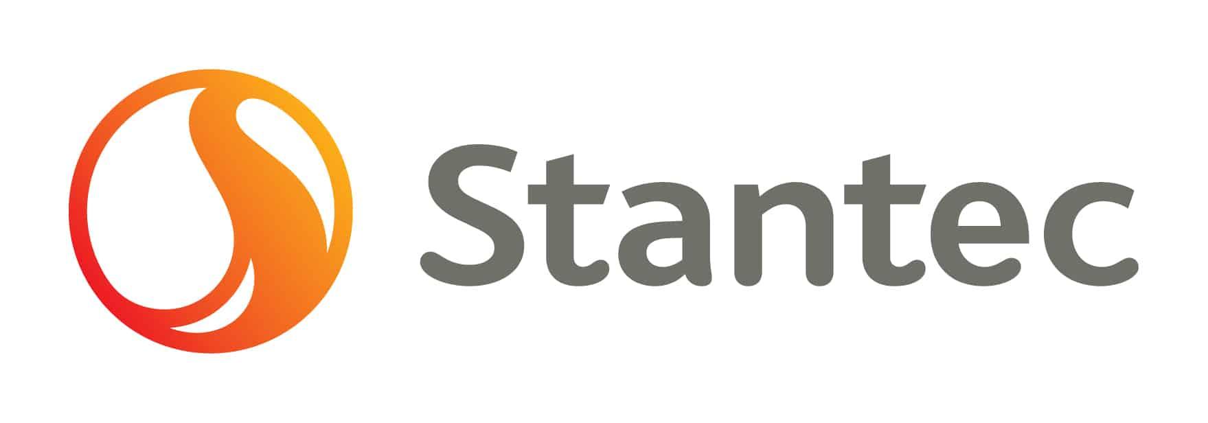 Stantec logo - color