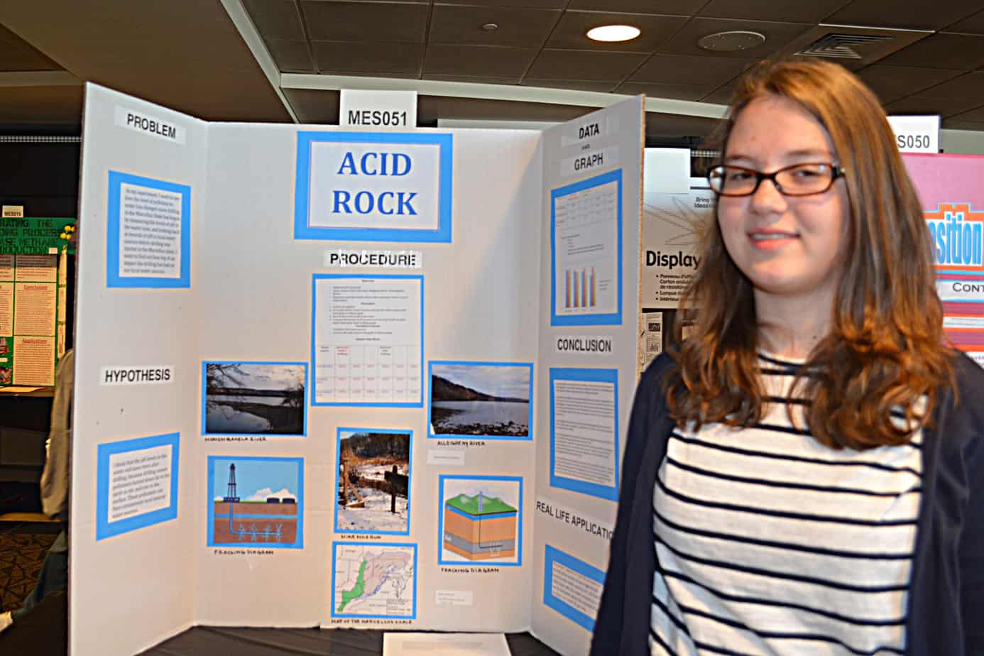 County Health Department Honors Students for Science Fair Projects ...