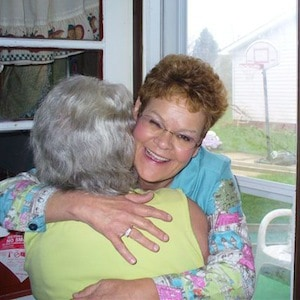 Family Hospice staff members treasure the special moments with patients and families.