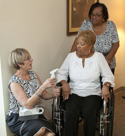 Family Hospice Caregiver Training is customized to the needs  of the patient and caregiver.
