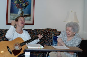 Embracing the things they love enhances quality of life for hospice patients.
