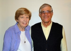 Dr. Markle and wife