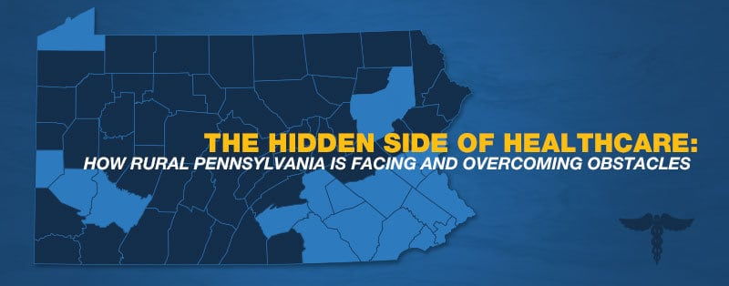 rural healthcare in Pennsylvania, nursing, rural Pennsylvania