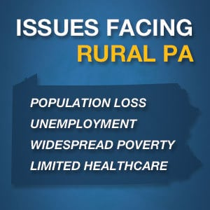 rural healthcare in Pennsylvania, nursing, rural Pennsylvania