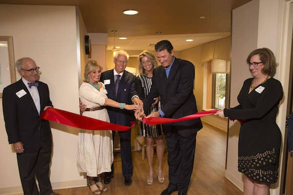 Children's Home, Mario Lemieux, The Children's Home & Lemieux Family Center