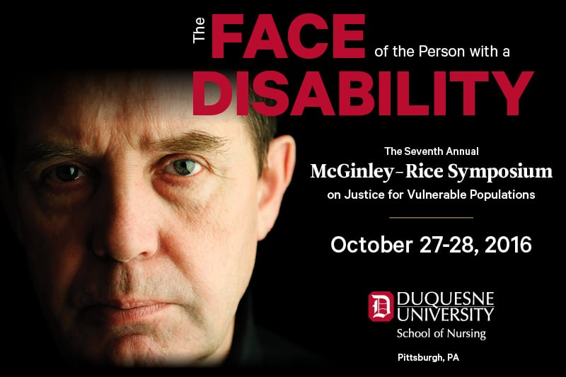 Duquesne University, McGinley-Rice Symposium, School of Nursing, Justice for Vulnerable Populations