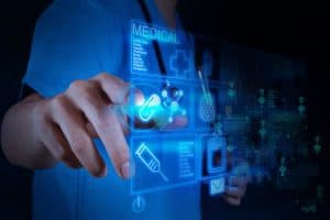medical technology, robot technology, healthcare technology