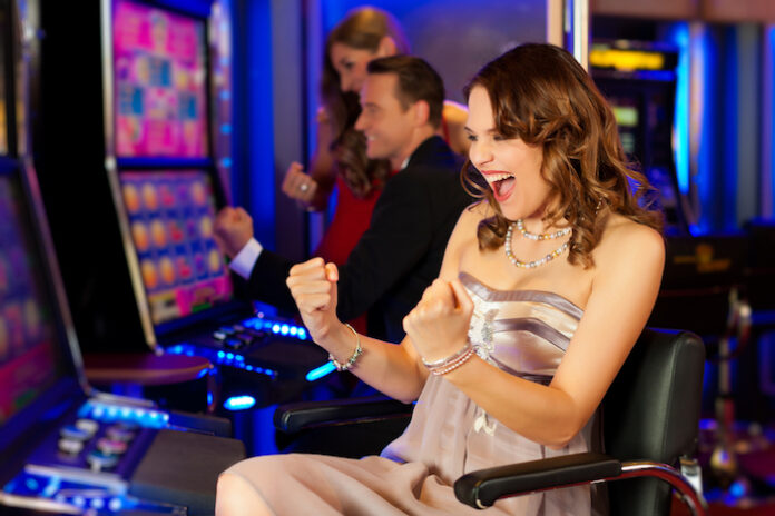 are slot games healthy